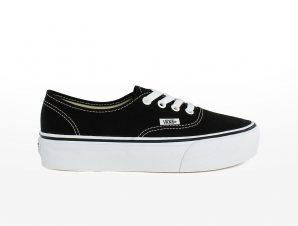 Vans – UA AUTHENTIC PLATFORM – BLACK