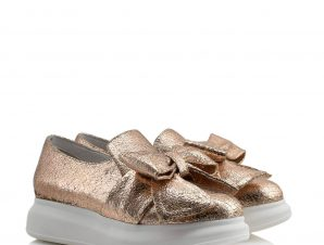 JEFFREY CAMPBELL ROSE GOLD – BRITNY