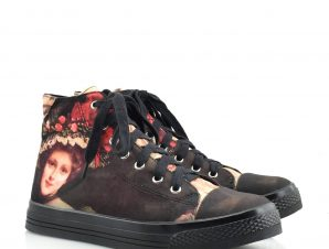 JEFFREY CAMPBELL JEFFREY STAR SNEAKERS – F1327