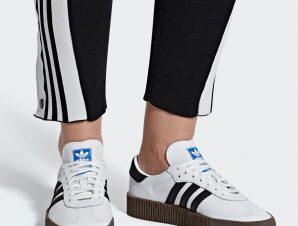adidas Originals Sambarose Platform Shoes (9000012349_17788)