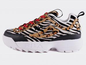 FILA Heritage Women's Disruptor II Animal Women's Shoes (9000048163_1523)